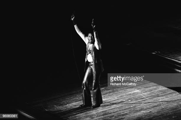 Jimmy Cliff performs live at The Paramount Theatre in 1979 in Oakland California