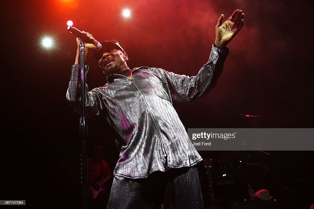 Jimmy Cliff performs live for fans at ASB Arena on March 27 2015 in Tauranga New Zealand