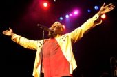 Jimmy Cliff performs on stage at Indigo2 at O2 Arena on May 18 2012 in London United Kingdom