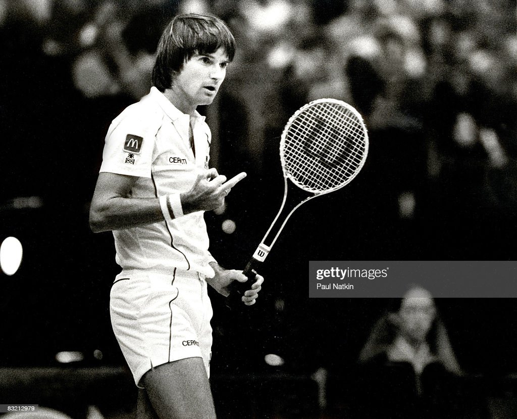 Jimmy Connors File s s and