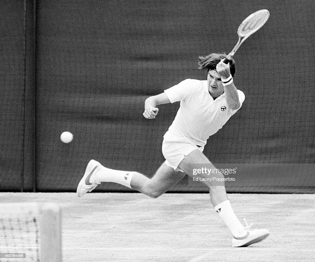Jimmy Connors Wimbledon