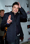 Jimmy Fallon during Playboy's Annual Super Saturday Night Event Brings 'Heaven and Hell' to Houston at Corinthian in Houston Texas United States