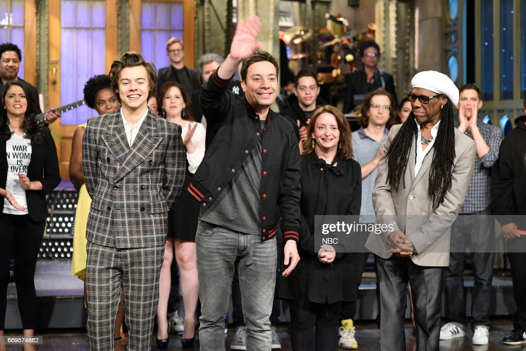 "NBC's ""Saturday Night Live"" With Jimmy Fallon, Harry Styles"