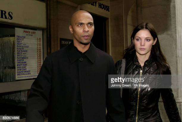 Jimmy Gulzar returns to Horseferry Road Magistrates Court in central London with his girlfriend Emily Friendship to face sentencing after he had been...