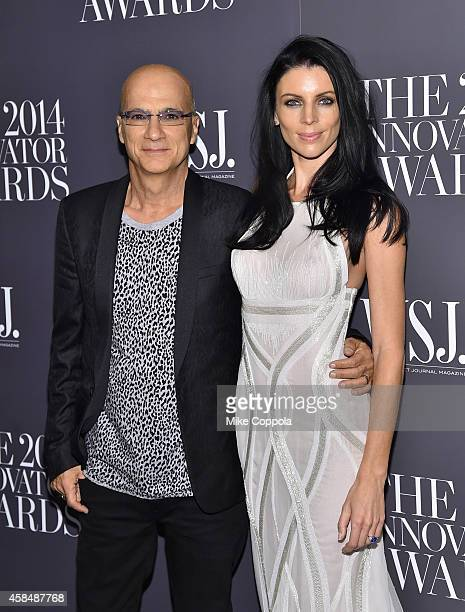 Jimmy Iovine and Liberty Ross attends WSJ Magazine 2014 Innovator Awards at Museum of Modern Art on November 5 2014 in New York City