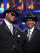 Jimmy Jam and Terry Lewis present during the 2011 Soul Train Awards at The Fox Theatre on November 17 2011 in Atlanta Georgia