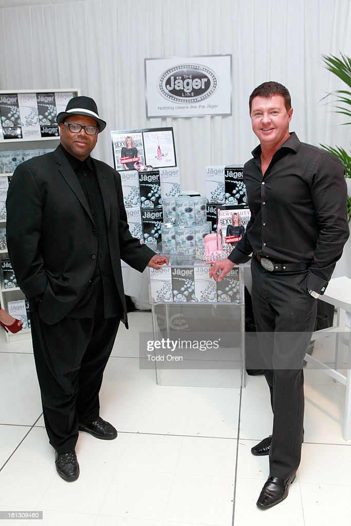 Jimmy Jam attends the GRAMMY Gift Lounge during the 55th Annual GRAMMY Awards at STAPLES Center on February 9, 2013 in Los Angeles, California.