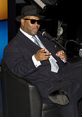 Jimmy Jam attends The Recording Academy's 'Up Close and Personal' interactive QA at the University of the Arts on June 10 2009 in Philadelphia...