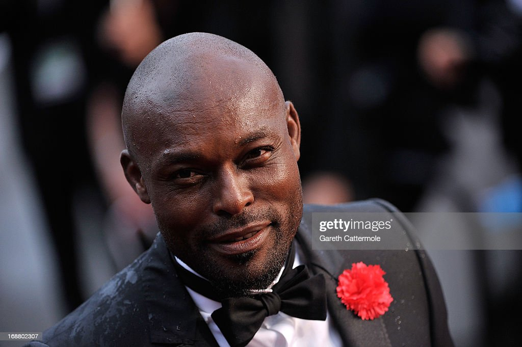Jimmy Jean-Louis attends the Opening Ceremony and 'The Great Gatsby' Premiere during the 66th Annual Cannes Film Festival at the Theatre Lumiere on May 15, 2013 in Cannes, France.