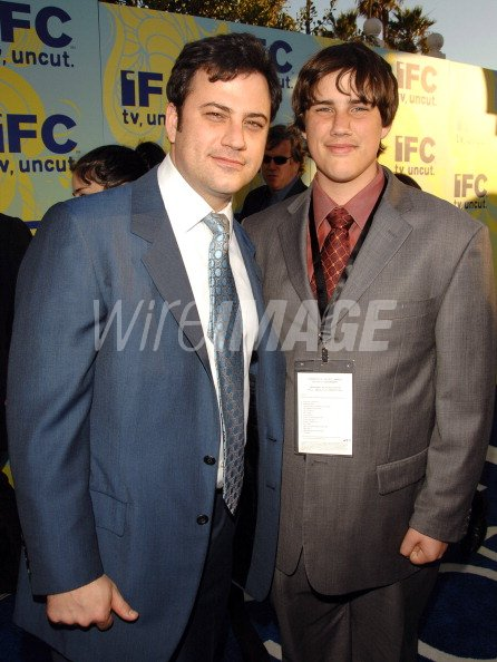 Jimmy Kimmel And Kevin Kimmel During 2007 Ifc Party Following Film Wireimage 109675864 Kevin kimmel is an american actor and miscellaneous crew member. http www wireimage com celebrity pictures jimmy kimmel and kevin kimmel during 2007 ifc party following film 109675864