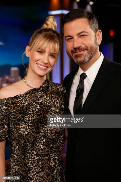 LIVE 'Jimmy Kimmel Live' airs every weeknight at 1135 pm EST and features a diverse lineup of guests that includes celebrities athletes musical acts...