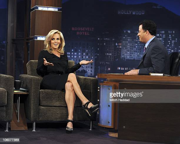 LIVE 'Jimmy Kimmel Live' airs every weeknight following 'Nightline' featuring a diverse lineup of guests that include celebrities athletes musical...