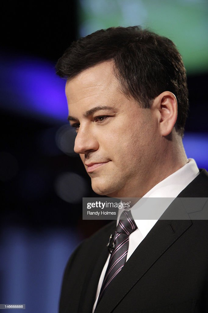 LIVE - 'Jimmy Kimmel Live' airs every weeknight, (12:00 - 1:06 a.m., ET), following 'Nightline,' packed with hilarious comedy bits and features a diverse lineup of guests including celebrities, athletes, musicians, comedians and humorous human interest subjects. The guests for THURSDAY, JUNE 21 included Journalist Anderson Cooper (AC 360, Anderson), Actor Scott Caan (Hawaii Five-0) and musical guest Metric. KIMMEL