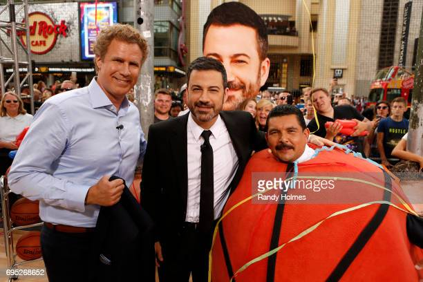 Game Night special edition episodes air in primetime every night of the NBA Finals The guest for Wednesday June 7 included Will Ferrell WILL