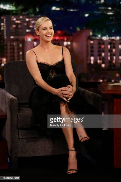 Game Night special edition episodes air in primetime every night of the NBA Finals The guest for Monday June 12 included Charlize Theron CHARLIZE