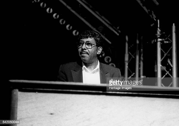 Jimmy McGriff Top Rank Suite Brighton May 1989 Artist Brian O'Connor