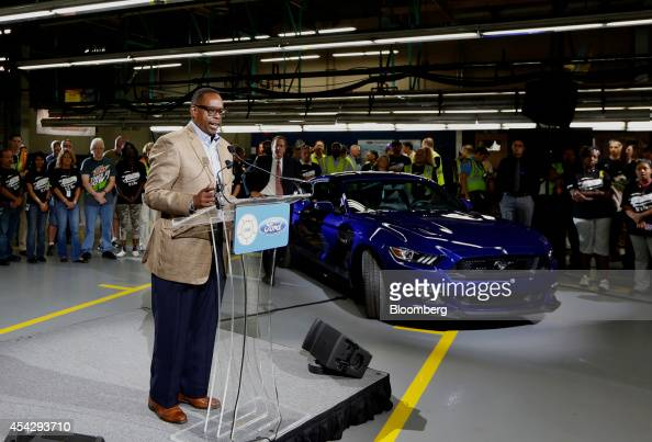 Jimmy settles stock photos and pictures getty images for Ford motor company lima ohio