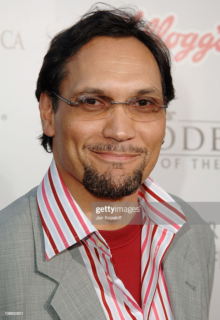 Jimmy Smits during 'Star Wars: Episode III, Revenge of The Sith' Premiere to Benefit Artists for a New South Africa Charity - Arrivals at Mann Village Theater in Westwood, California, United States.