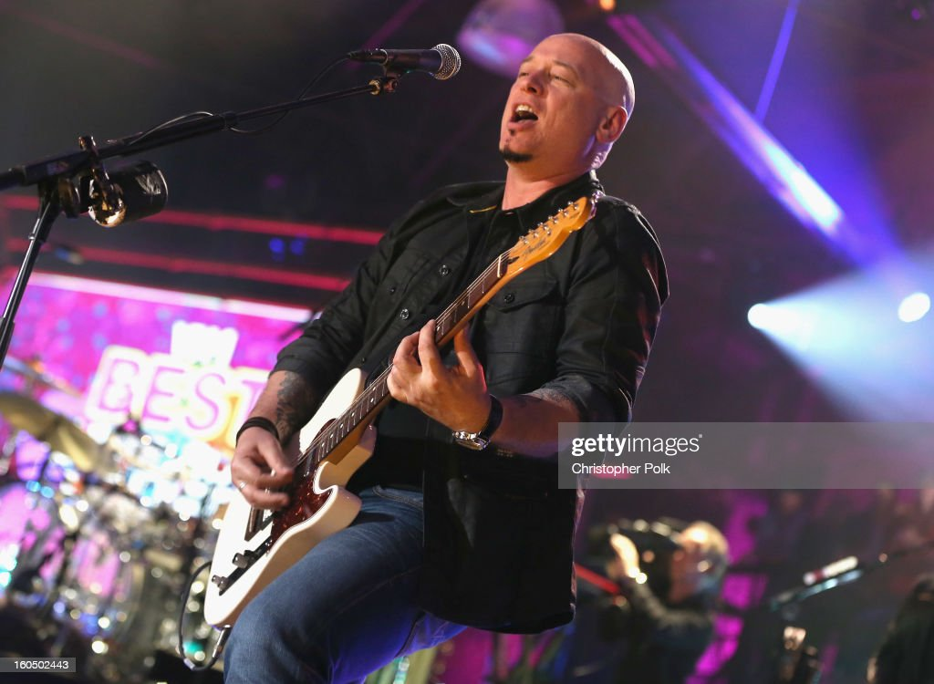 <a gi-track='captionPersonalityLinkClicked' href=/galleries/search?phrase=Jimmy+Stafford&family=editorial&specificpeople=750178 ng-click='$event.stopPropagation()'>Jimmy Stafford</a> of Train performs during the VH1 Best Super Bowl Concert Ever at Sugar Mill on February 1, 2013 in New Orleans, Louisiana.