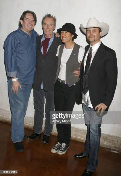Jimmy Webb JD Souther Michelle Shocked and John Rich