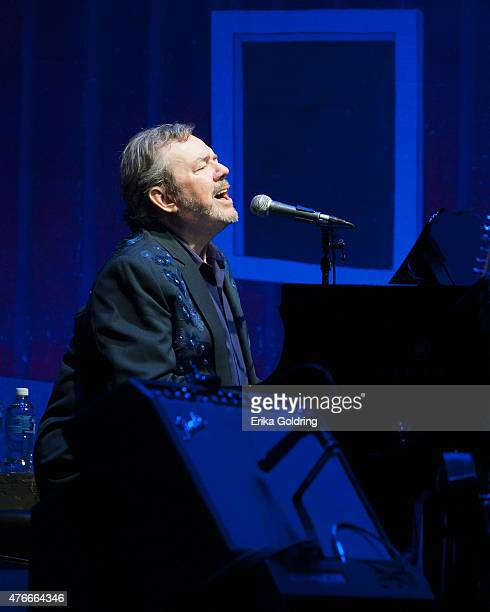 Jimmy Webb performs at Ryman Auditorium on June 10 2015 in Nashville Tennessee