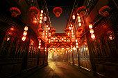 Jinli street, Chengdu, Sichuan, China