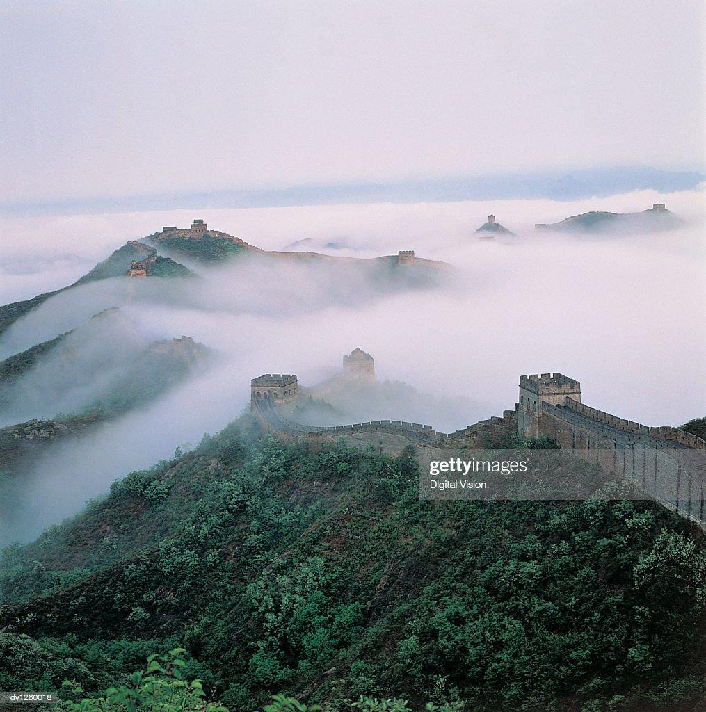 Jinshanling, Great Wall of China, China
