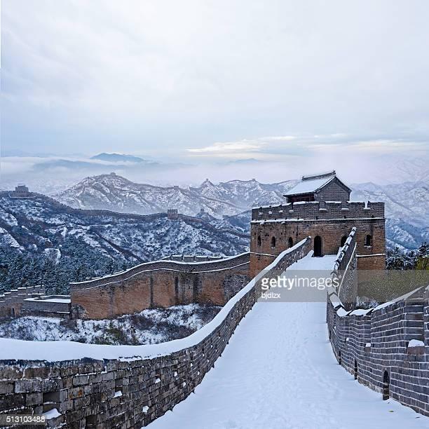 Jinshanling の長城