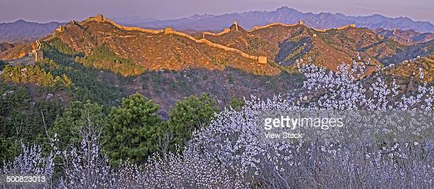 Jinshanling Great Wall,Hebei,China