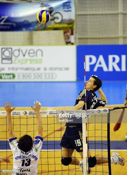 Jiri NOVAK Paris Volley / Tours 8e journee LigueA