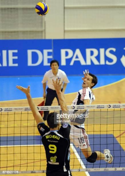 jiri NOVAK Paris Volley / Cannes 5eme Journee Ligue A