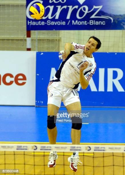 Jiri NOVAK Paris Volley / Cannes 5eme Journee Ligue Pro A
