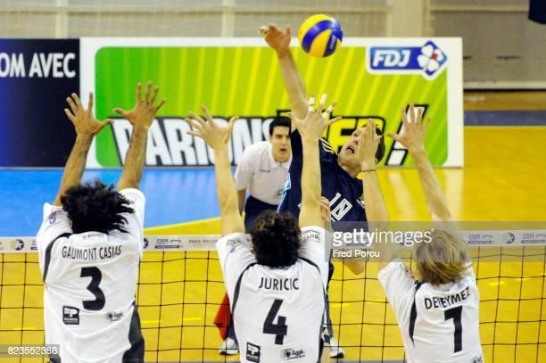 Jiri NOVAK Paris Volley / Beauvais 12eme Journee Ligue Pro A