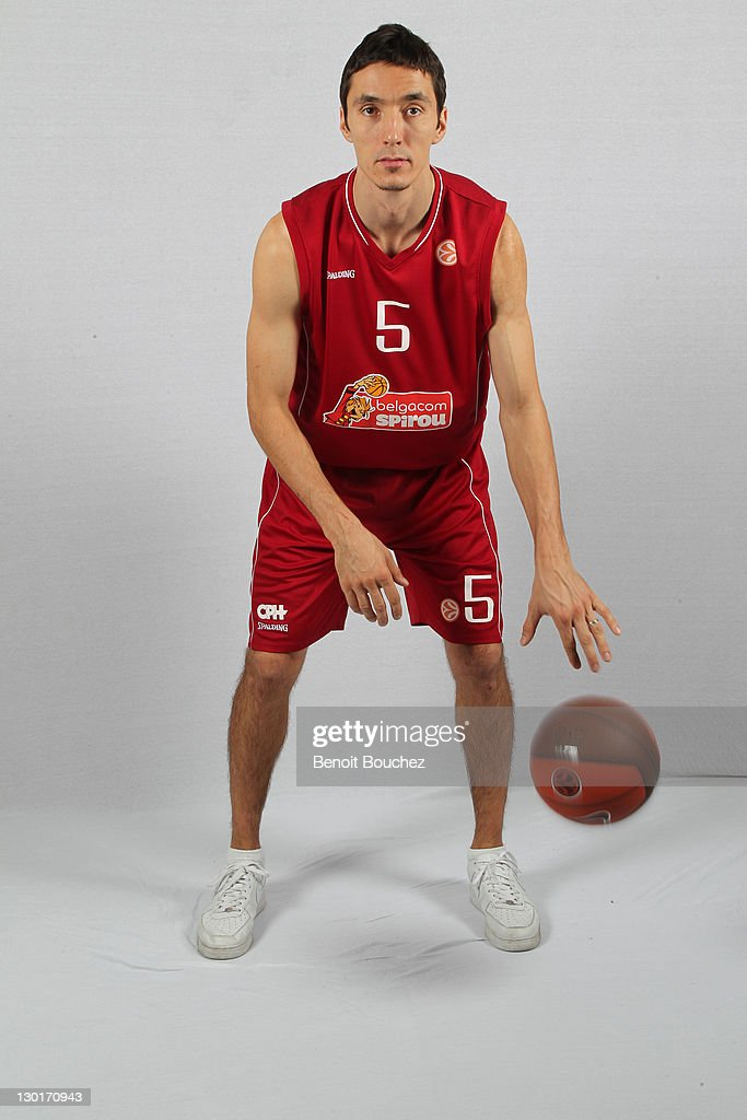Belgacom Spirou - 2011/12 Turkish Airlines Euroleague Basketball Media day