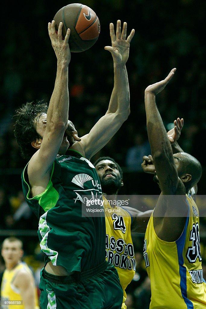 Asseco Prokom v Unicaja - EuroLeage Basketball