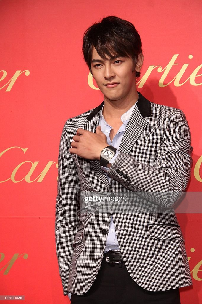 Cartier Commercial Event In Taipei