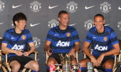 Manchester United Launch New Kit