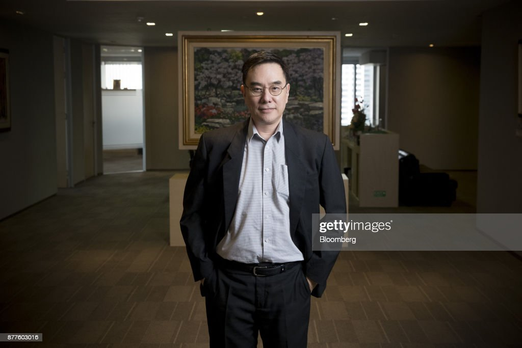 CIMB's Head of Private Banking in Thailand Jittiwat Kantamala Portraits