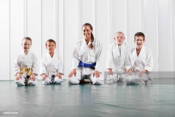 Jiu Jitsu clase