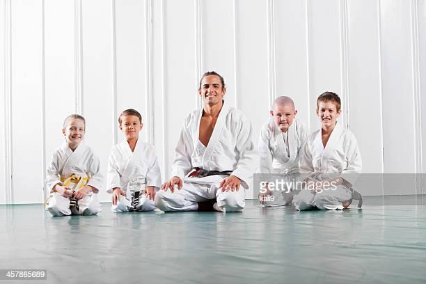 Jiu-Jitsu de classe