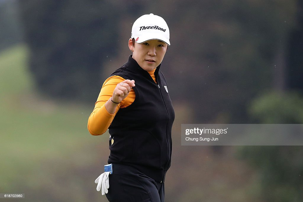 Mitsubishi Electric/Hisako Higuchi Ladies Golf Tournament - Day 1