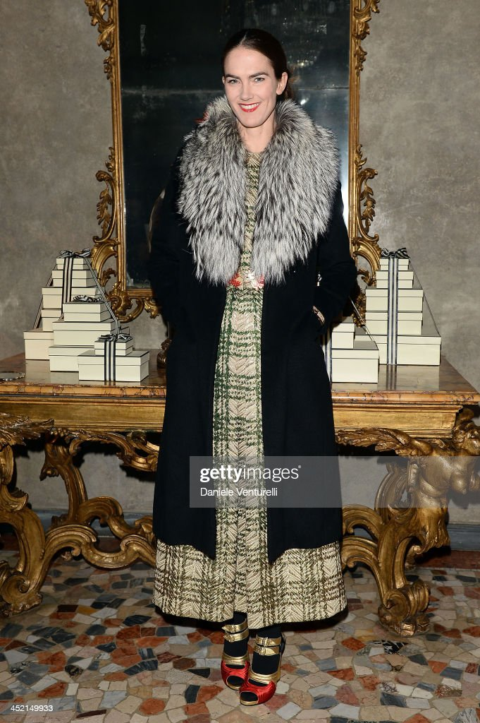 Jj Martin attends the 'Jo Malone London Scented' Dinner at Palazzo Crespi on November 26, 2013 in Milan, Italy.