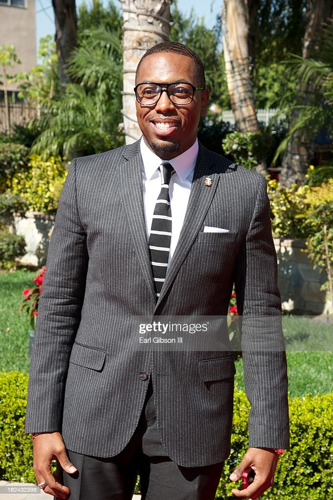 J.Kingdom attends the 2nd Annual 'Gospel Goes To Hollywood' Awards Luncheon at Taglyan Cultural Complex on February 22, 2013 in Hollywood, California.
