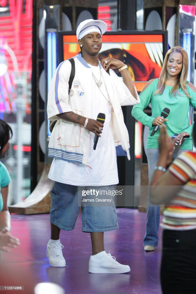 JKwon during JKwon and Cassidy Visit MTV's 'TRL' April 26 2004 at MTV Studios Times Square in New York City New York United States