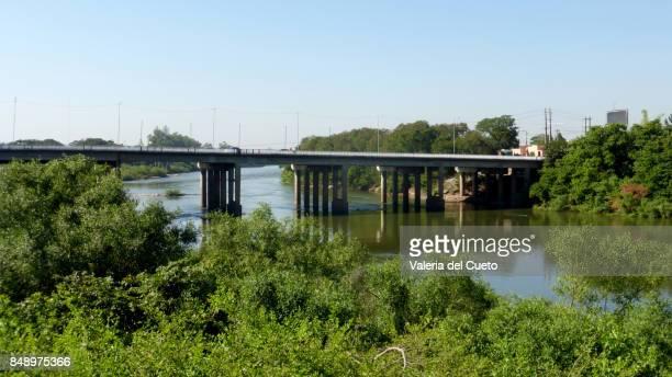 Júlio Muller Bridge on the Cuiabá River