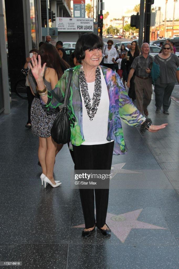 Jo Anne Worley as seen on July 9, 2013 in Los Angeles, California.