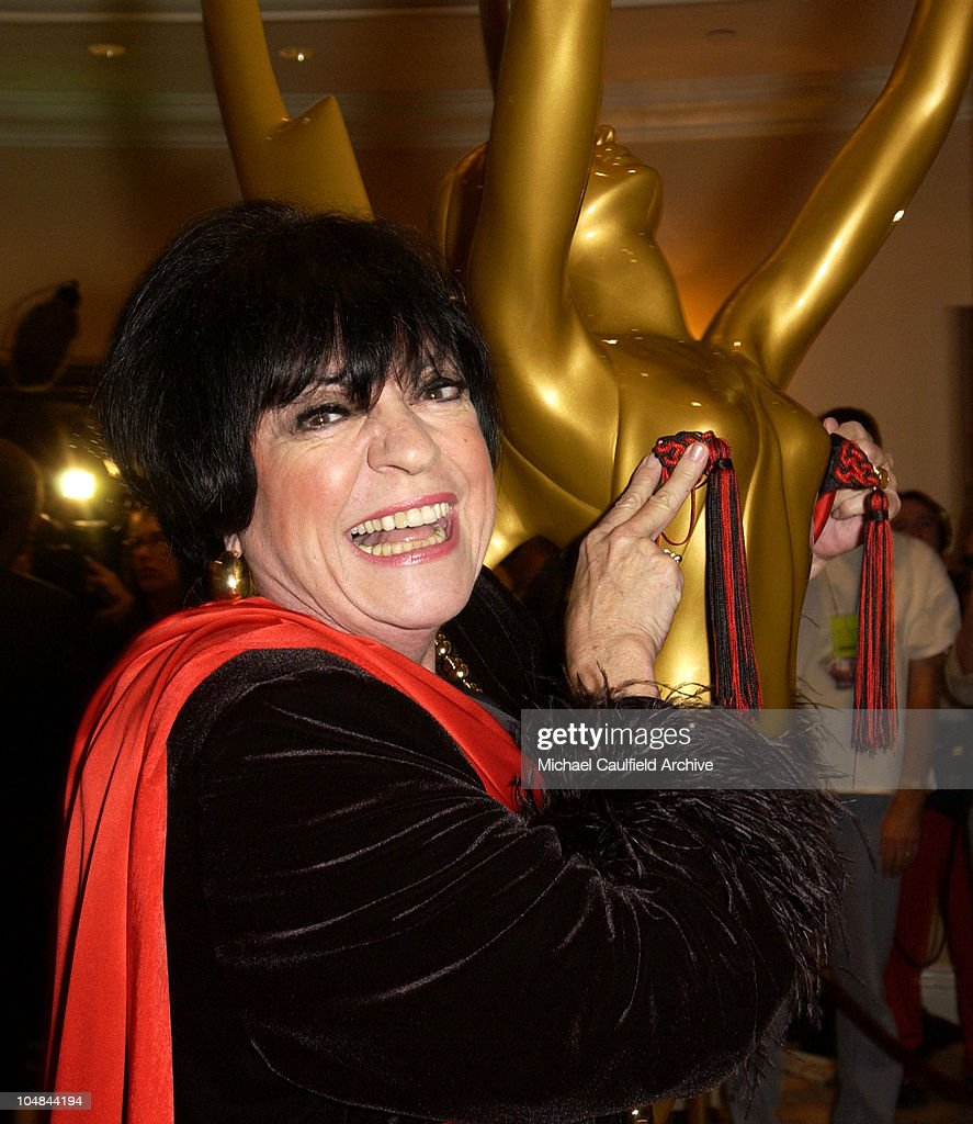 Jo Anne Worley during Academy of Television Arts Sciences 15th Annual Hall of Fame Ceremony at Beverly Hills Hotel in Beverly Hills California United...
