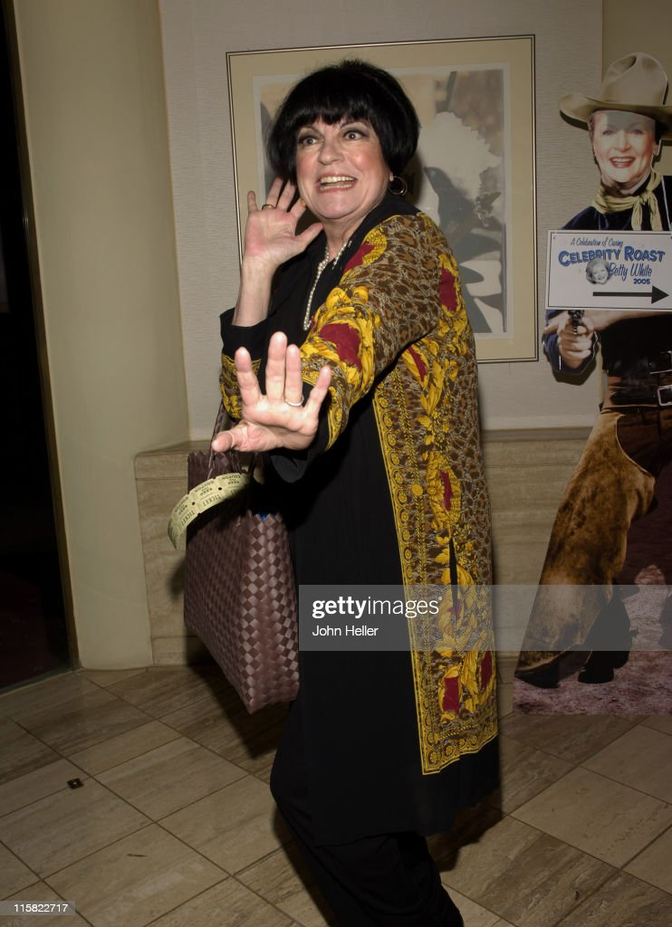 Jo Anne Worley during Betty White Celebrity Roast a Fundraiser for Animal Welfare Presented by Actors And Others For Animals at Universal City Hilton...