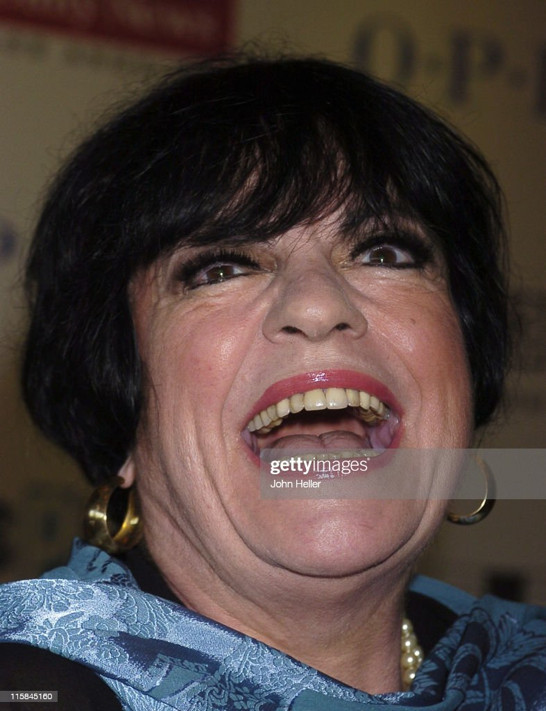 Jo Anne Worley during 'Hairspray' Opening Night Los Angeles Arrivals at Pantages Theatre in Hollywood California United States