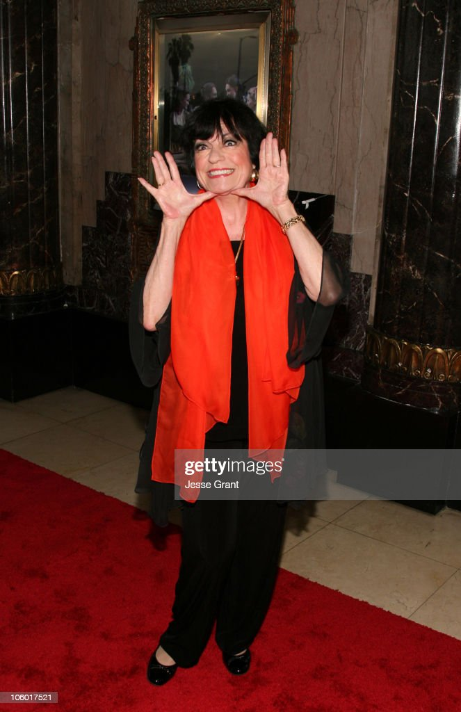 Jo Anne Worley during 'Little Women The Musical' Premiere Arrivals at The Pantages in Hollywood California United States